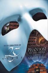 Phantom 25 DVD