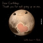 Pluto With Love 愛在冥王星