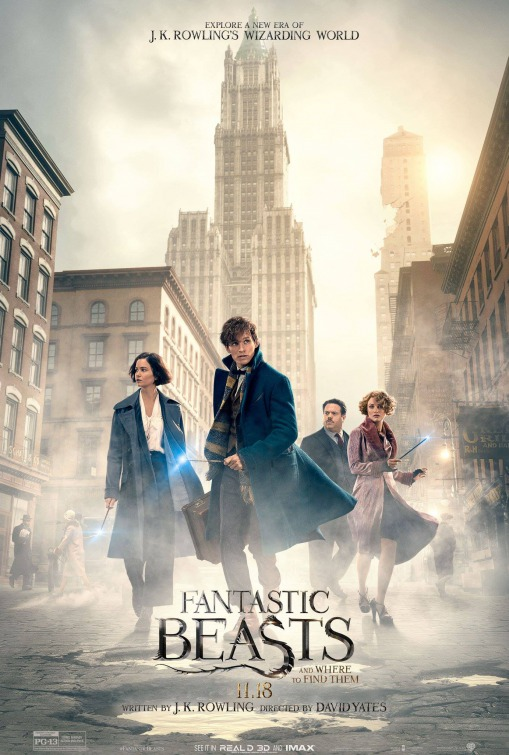 合理使用 fantastic_beasts_and_where_to_find_them_poster