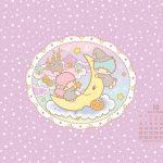 受保護的內容: Little Twin Stars Wallpaper 2014 十月桌布 日本官方月曆
