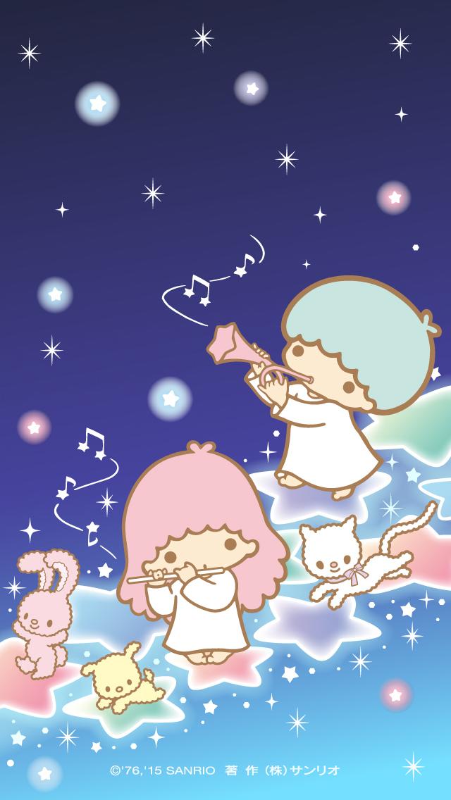 Little Twin Stars Wallpaper 2017 Twitter
