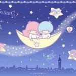 受保護的內容: Little Twin Stars Wallpaper 2016 七月桌布 日本官方電子報