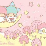 受保護的內容: Little Twin Stars Wallpaper 2015 好康桌布 美國官方 A 款