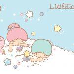 受保護的內容: Little Twin Stars Wallpaper 2015 好康桌布 美國官方 B 款