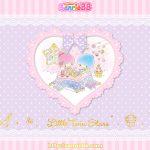 受保護的內容: Little Twin Stars Wallpaper 2013 一月桌布 日本 SanrioBB Present