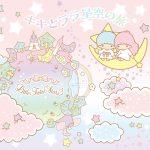 Little Twin Stars Wallpaper 2013 八月桌布 日本草莓新聞