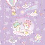 Little Twin Stars Wallpaper 2015 六月桌布 日本草莓新聞