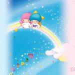 受保護的內容: Little Twin Stars Wallpaper 2015 八月桌布 日本草莓新聞
