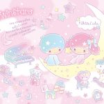 Little Twin Stars Wallpaper 2016 六月桌布 日本草莓新聞