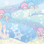 Little Twin Stars Wallpaper 2016 八月桌布 日本草莓新聞