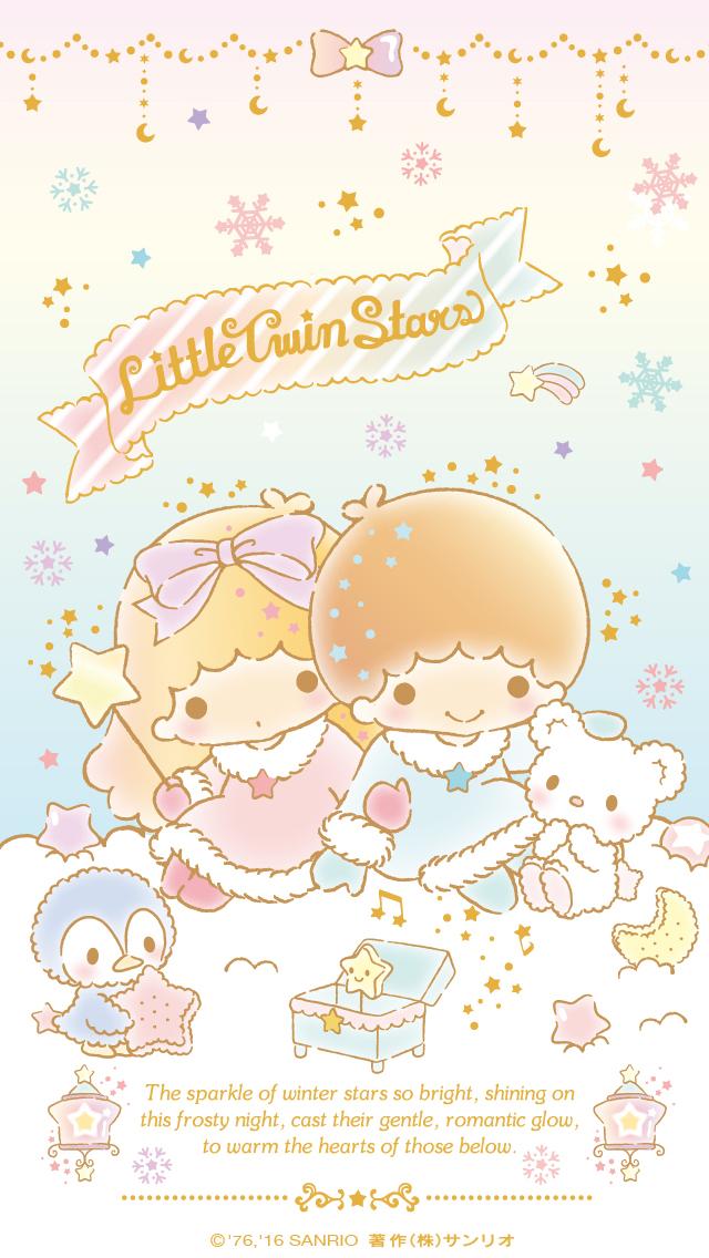 Little Twin Stars Wallpaper 2016 Stargazer