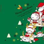Little Twin Stars Wallpaper 2016 十二月桌布 台灣官方聖誕版