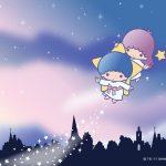 受保護的文章:Little Twin Stars Wallpaper 2017 四月桌布 日本官方Twitter票選空之日版