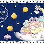 Little Twin Stars Wallpaper 2017 好康桌布 森永製菓 Moonlight Cookie