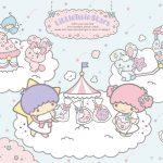 受保護的內容: Little Twin Stars Wallpaper 2017 十二月桌布 日本官方電子報