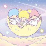 Little Twin Stars Wallpaper 2018 五月桌布 日本官方Twitter Treena Treetop版
