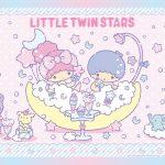 Little Twin Stars Wallpaper 2018 六月桌布 日本草莓新聞