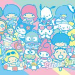 Little Twin Stars Wallpaper 2018 七月桌布 日本草莓新聞