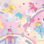 Little Twin Stars Wallpaper 2018 九月桌布 日本官方Twitter My Little Pony版