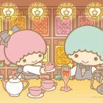 Little Twin Stars Wallpaper 2019 十一月桌布 日本官方Twitter茶館版