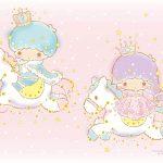 Little Twin Stars Wallpaper 2019 十一月桌布 日本草莓新聞