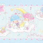 Little Twin Stars Wallpaper 2019 十二月桌布 日本官方電子報