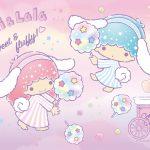 Little Twin Stars Wallpaper 2020 三月桌布 日本官方Twitter棉花糖版